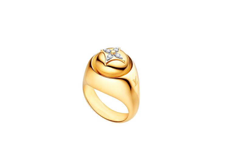 Кольцо B Blossom, Louis Vuitton