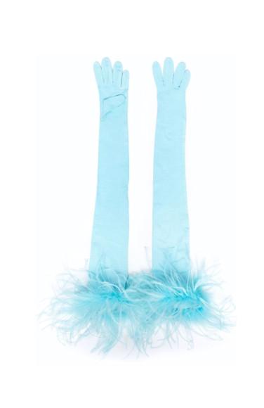 Перчатки Styland, 18 245 руб. (farfetch.com)
