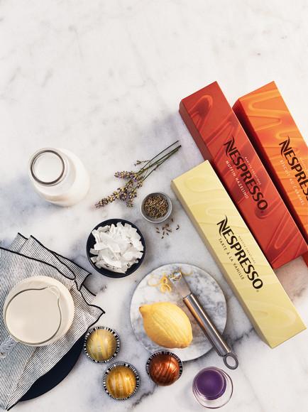 Капсулы Vanilla Custard Pie, Caramel Cookie, Hazelino Muffin, система Vertuo, Nespresso