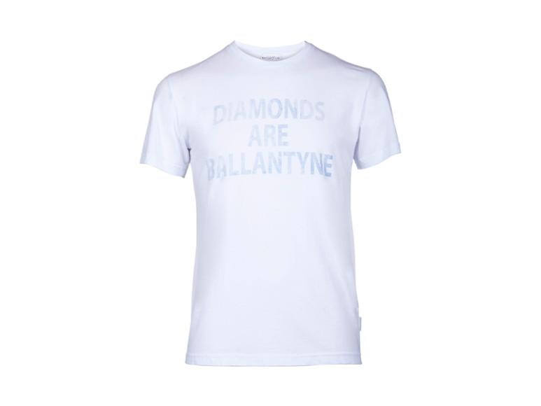 Мужская футболка Ballantyne, 12 320 руб. с учетом скидки (Frame Moscow)