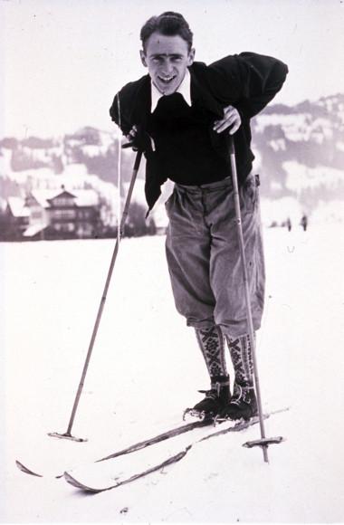 Вилли Богнер, 1936 год