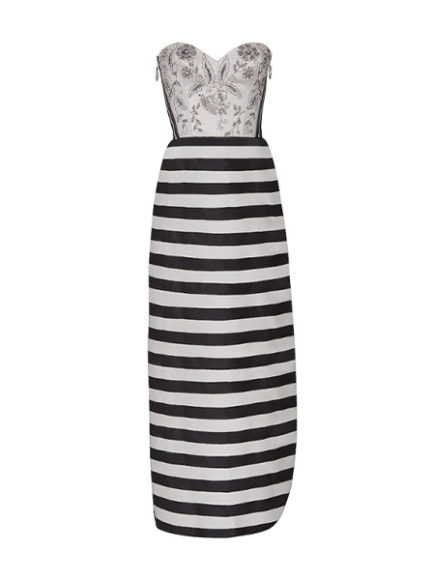 Платье Louis Vuitton, 580 000 руб. (louisvuitton.com)