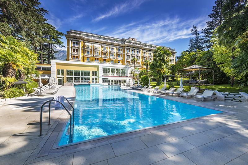 Отель Palace Merano