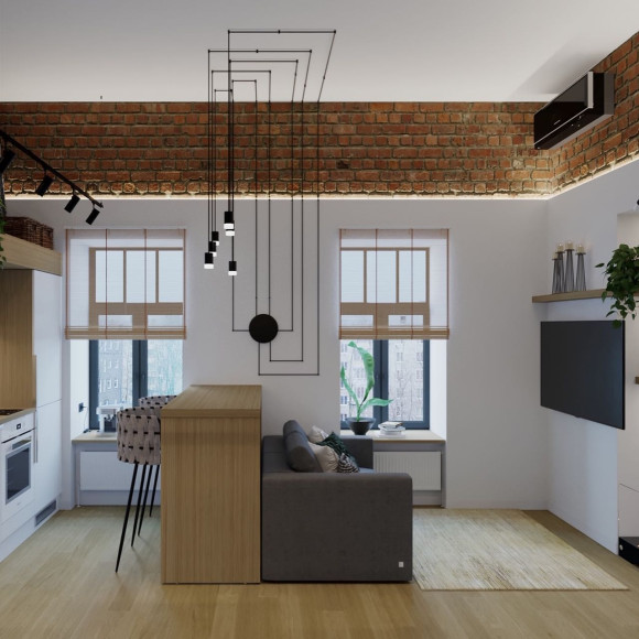 Апарт-комплекс Anna Mons Apartments