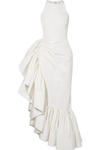Платье Rosie Assoulin (net-a-porter.com) — 318 839 руб.