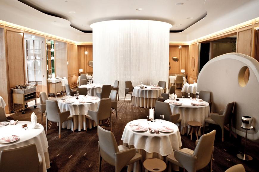 Ресторан Alain Ducasse at The Dorchester