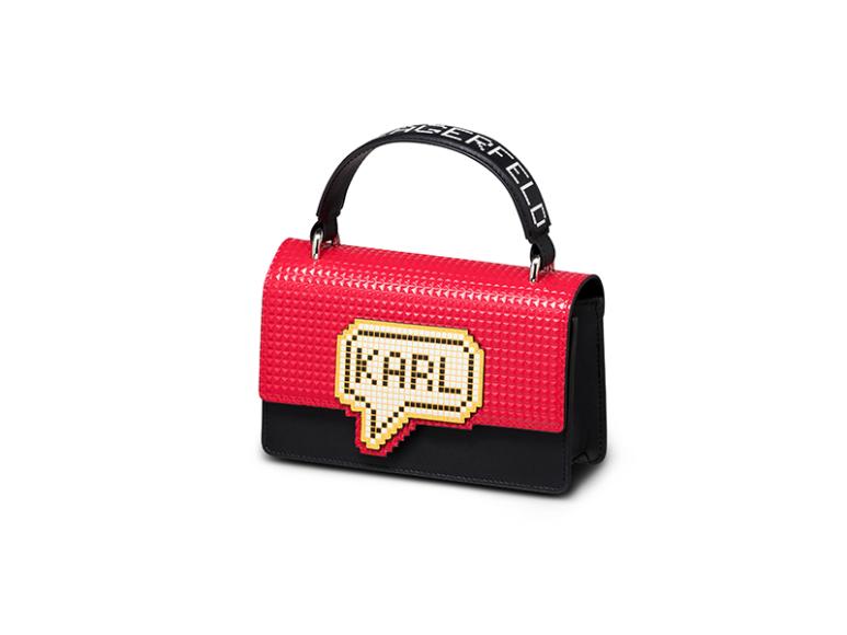 Сумка Pixel, Karl Lagerfeld, 19800 руб. (ТЦ «Авиапарк»)