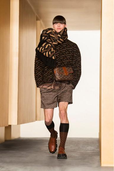 Versace, осень-зима 2021/22