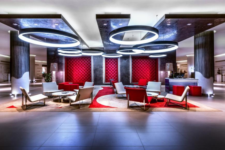 Отель Pullman Sochi Centre Hotel