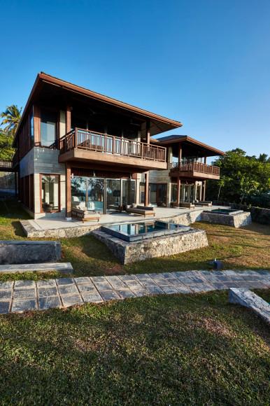 Вилла (ANI Private Resorts Sri Lanka)