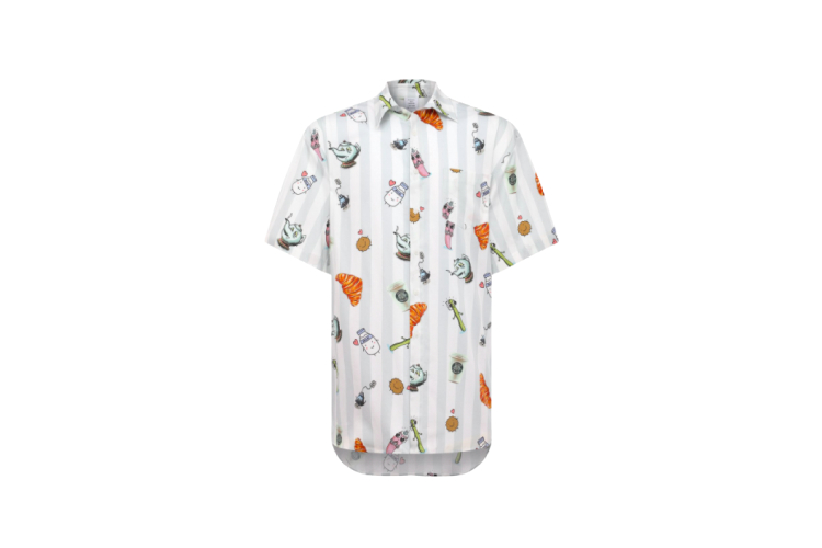 Рубашка Vetements, 59 600 руб. (ЦУМ)
