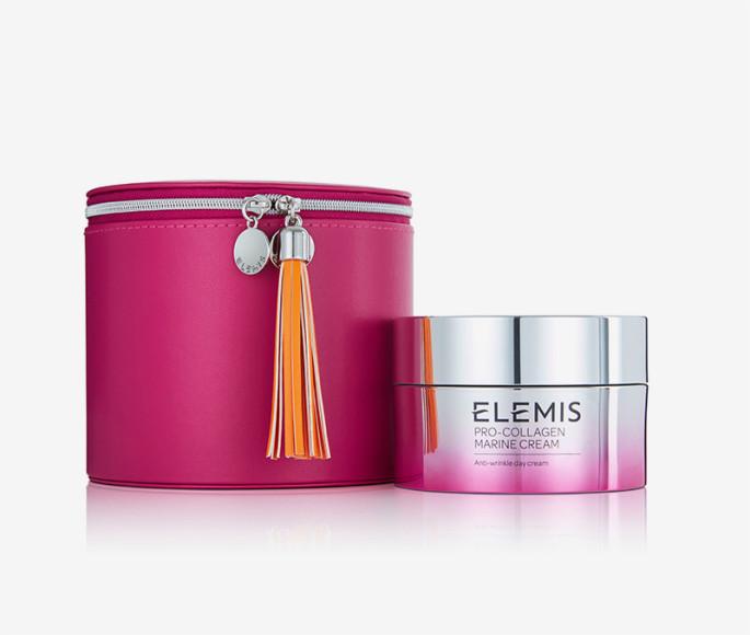 Антивозрастной крем для лица Pro-Collagen Marine Cream, Elemis