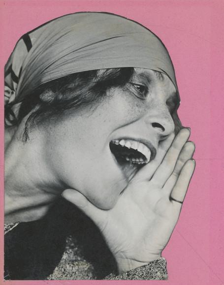 Александр Родченко. «Лиля Брик». Портрет для рекламного плаката «КНИГИ», 1924