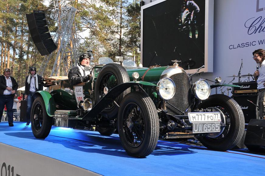 2011 В зачете «Ветеран» первое место заняли Юрий Припачкин и Сергей Макаренко на легковом кабриолете Bentley 4,5 L 1929 года выпуска — самом старом автомобиле ралли Bentley 4,5 L 1929 года