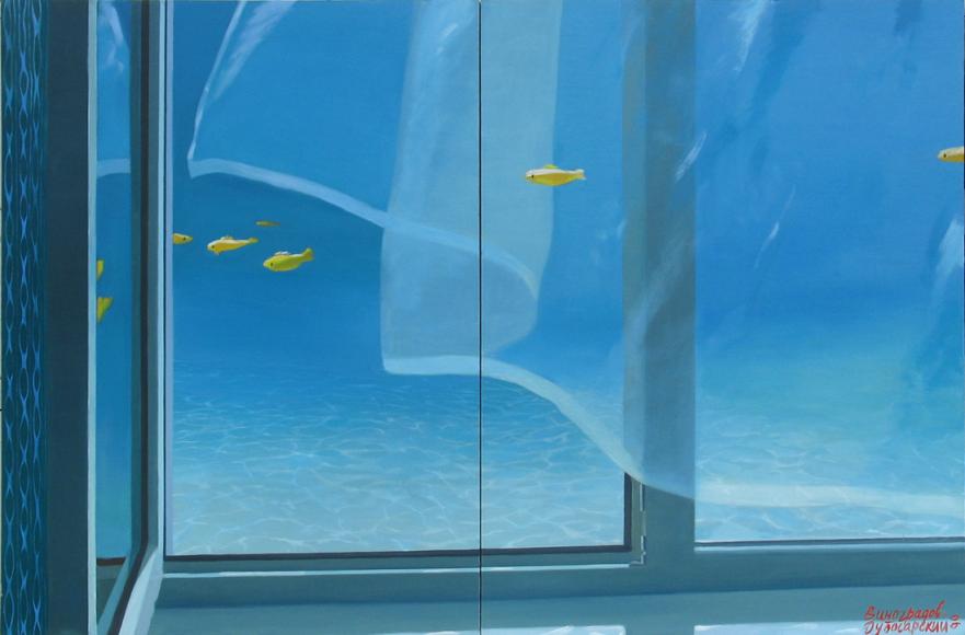 Дубосарский-Виноградов (XL Галерея) Окно, 2006
