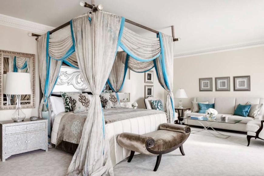 Люкс Royal в отеле The Palace, One&Only Royal Mirage (Дубай)