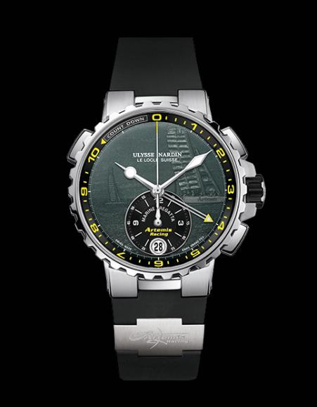 Regatta Chronograph Artemis Racing, Ulysse Nardin