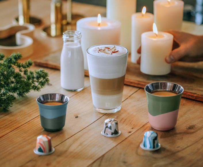 Коллекция Nordic moments (Nespresso)
