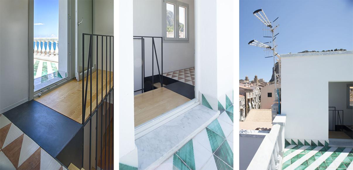 Проект Франческо Либрицци. «Casa G», дом в Сицилии, 2014