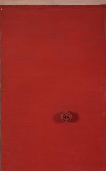 Михаил Рогинский. «Стена с розеткой», 1965