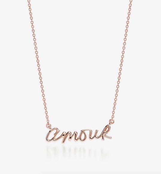 Подвеска Amour, Tiffany & Co., 62 000 руб.