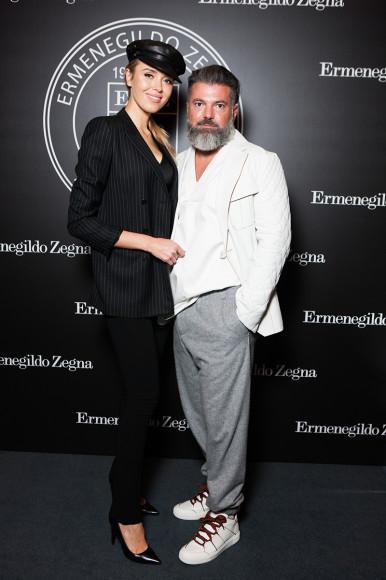 Ксения Сухинова и Рикардо Тортато