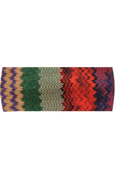 MISSONI Вязаная повязка для волос