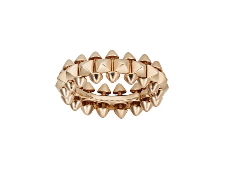 Кольцо Clash de Cartier, Cartier