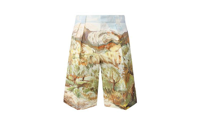 Мужские шорты Jacquemus, 31 400 руб. с учетом скидки (ЦУМ)
