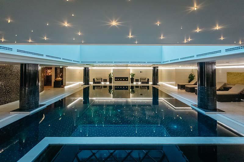 Спа-центр в отеле The Ritz-Carlton, Moscow