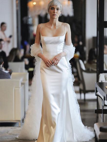 Платье Ines Di Santo, 459 000 руб. (Wedding by Mercury)