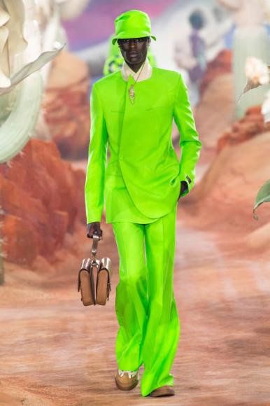 Dior Men, весна-лето 2022