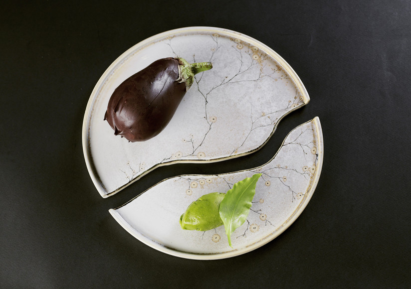 «Баклажан-шоколад»