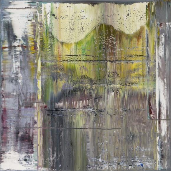 Герхард Рихтер. «Агада», 2006