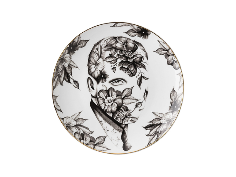 Тарелка «Чилла Мареа», Rosenthal, 7329 руб. («Дом фарфора»)