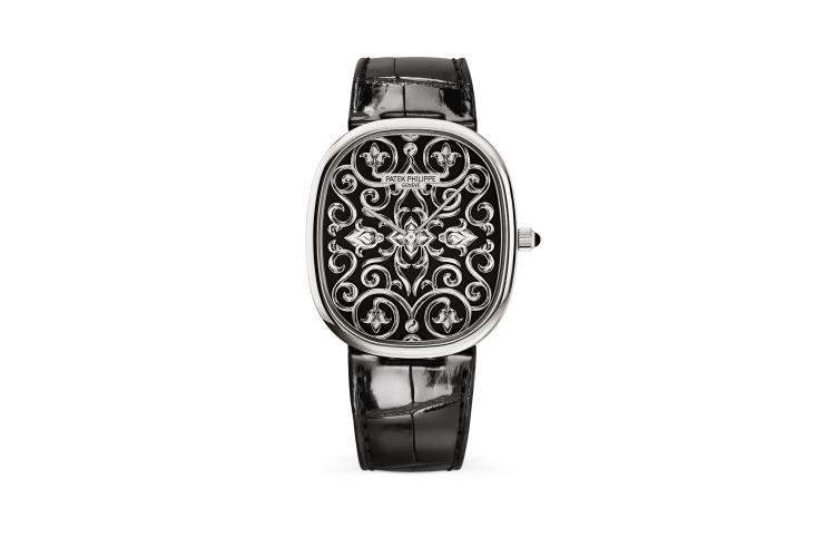 Часы Golden Ellipse Arabesque (Ref 5738), Patek Philippe