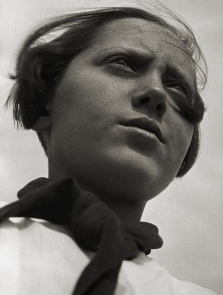 Александр Родченко. «Пионерка», 1930