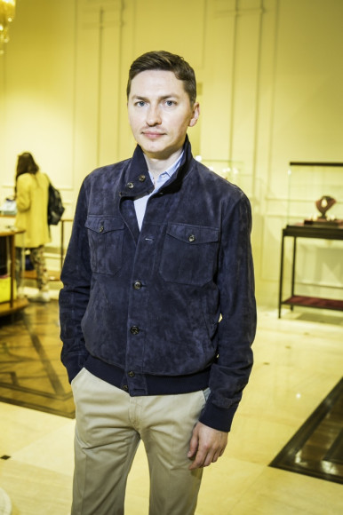 Игорь Гаранин, главный редактор Robb Report