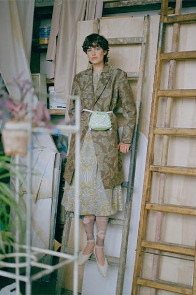 Пальто Natalya Derbyshire, 11 960 руб. с учетом скидки (natalyaderbyshire.com)