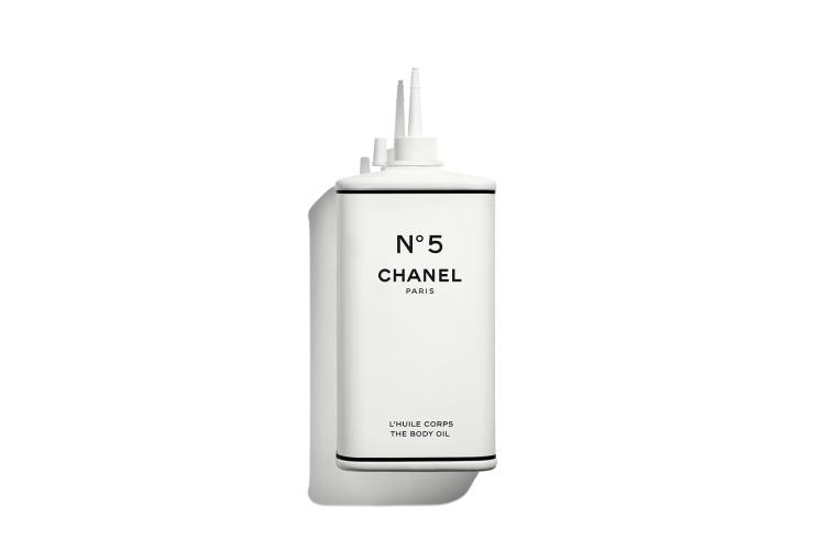 Масло для тела the body oil, Chanel Factory 5, Chanel
