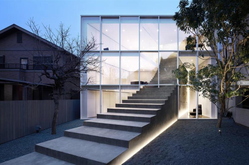 Проект Stairway House, Токио