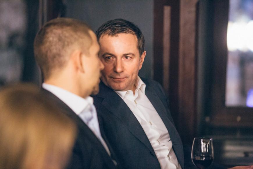 Владимир Палихата, президент шахматной федерации г. Москвы