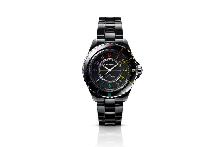 Часы J12 Electro,Chanel