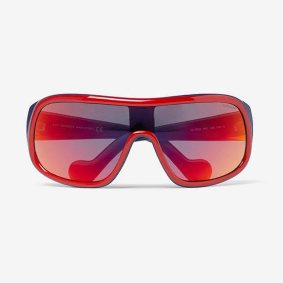 Горнолыжные очки Moncler (Mr. Porter), 14 915 руб.
