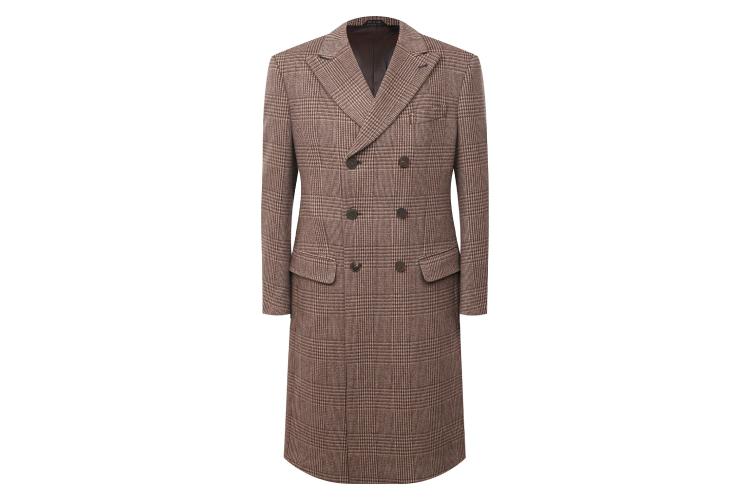 Пальто Giorgio Armani, 459 000 руб. (Третьяковский проезд)