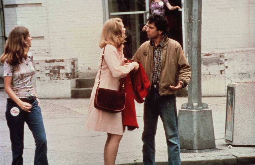 Кадр из фильма «Таксист»