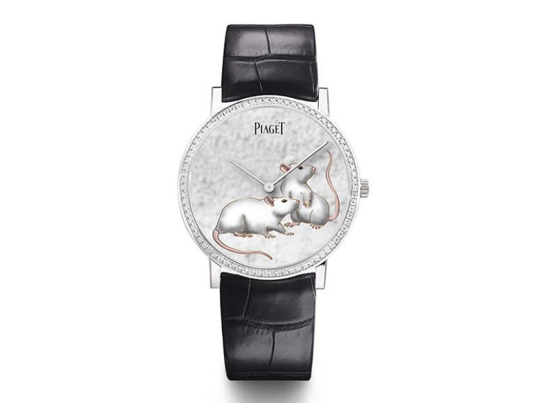 Altiplano Rat Zodiac Enamel, Piaget