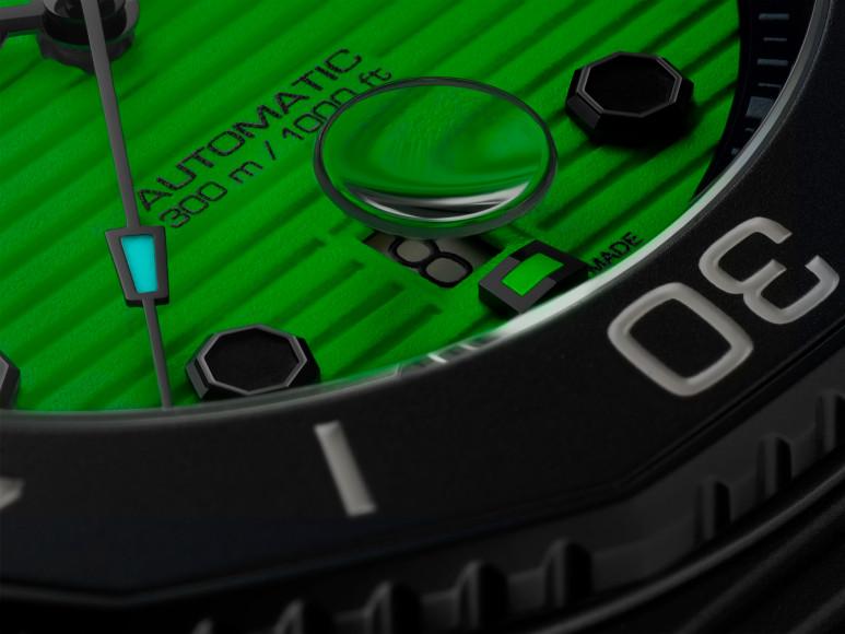Часы Aquaracer Professional 300 Night Diver, TAG Heuer