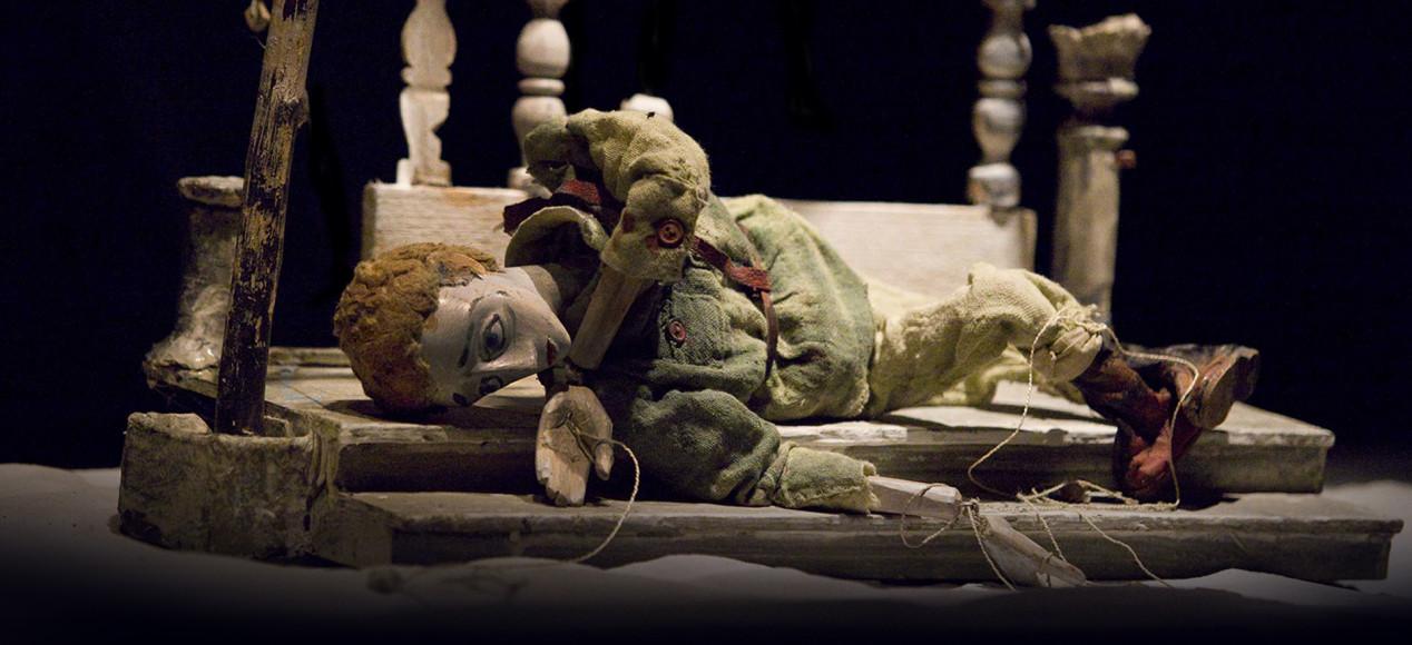 Сцена из спектакля «Сталинград»
