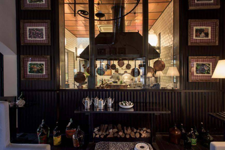 Фото: restaurantegarzon.com